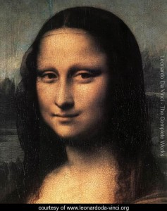 Mona-Lisa--Detail