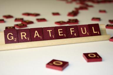 Gratefulness scores Hi